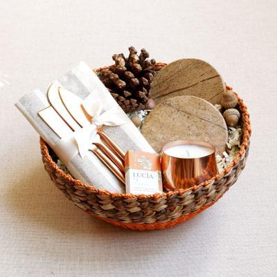 Hygge Gift Basket