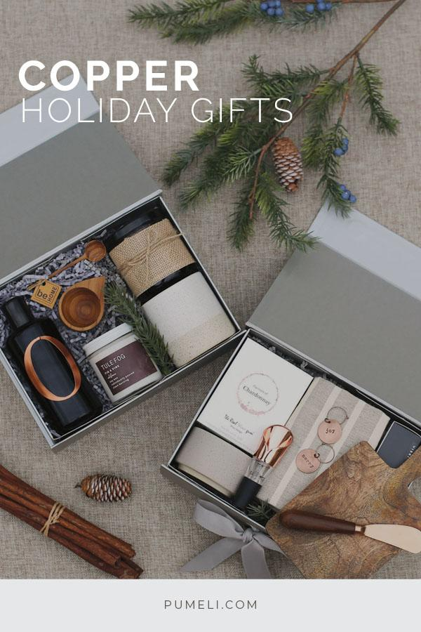 Copper Holiday Gift Guide